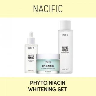 Nacific Phyto Niacin Whitening Set