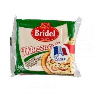 Bridel Processed Cheese Slice with Mozarella