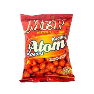 Mr. P Kacang Atom Pedas