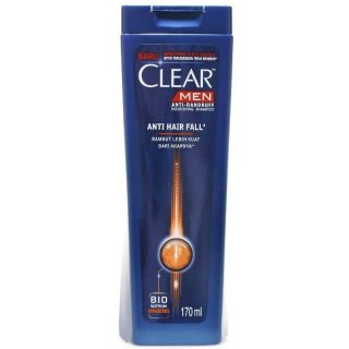 Clear Anti Hair Fall