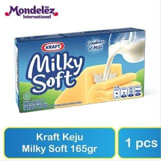 KRAFT Milky Soft