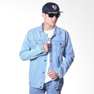 Aftersix Jaket Jeans Pria