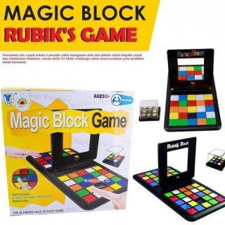 Rubiks Race Colour Cube Magic Block Game