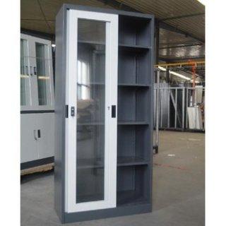 Lemari Arsip Slidding Glass Door