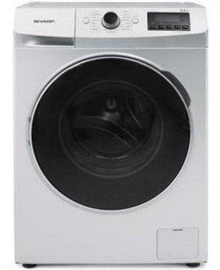 Shap ES-FL1083W Front Loading Triple Quick Wash