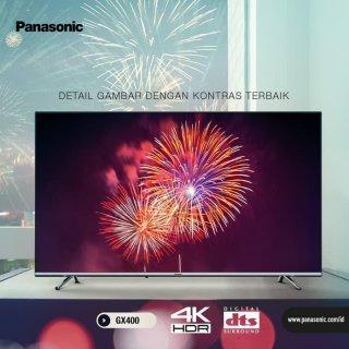 Panasonic TH-43GX400G 4K UHD Smart LED TV