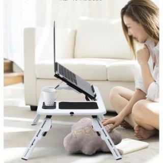 23. Meja Laptop untuk Pacar yang Suka Kerja Berpindah Tempat