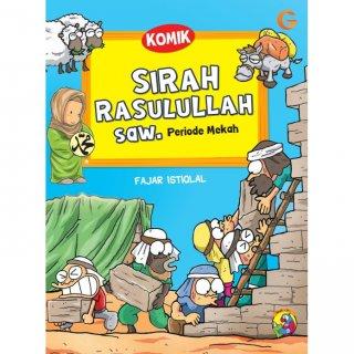 Komik Sirah Rasulullah Periode Mekah