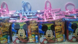 Paket Ulang Tahun Goodie Bag Ultah Anak Murah Paket Snack Ulang Tahun Anak