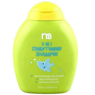 Mothercare 2 in 1 Conditioning Shampoo