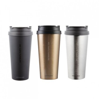 Lock&Lock Exclusive Clip Tumbler Hot & Cool 540mL