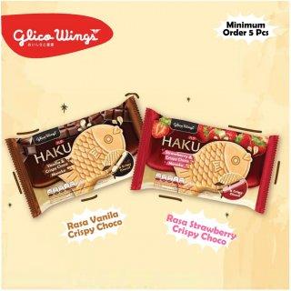 Ice Cream Sandwich Crispy Haku