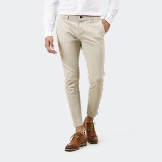 CELCIUS Celana Chino Slim Fit B01196C Khaki