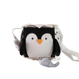Baby Loop Sensory Cube Music - Penguin