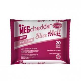 Meg Cheddar Slice Melt