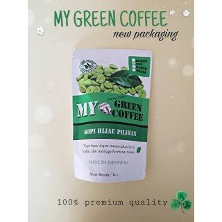 My Green Coffee Powder