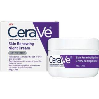 CeraVe Skin Renewing Night Cream