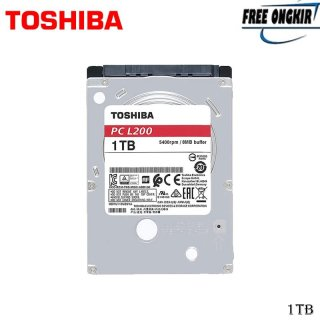Toshiba L200 HDD Internal Laptop Slim 1TB SATA 5400RPM [FS]