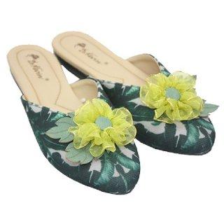 Dr. Kevin Sendal Wanita Bustong Flat Women Sandals 571-022