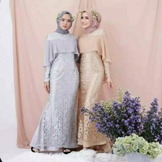 Miky Maxy Gamis Dress