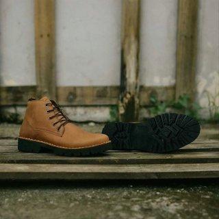 Sepatu Boot Kulit Piede - Pliable 2.1 Boots