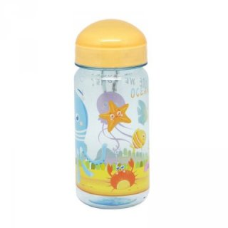 Technoplast Lucia Happy World Octopus Botol Minum Anak