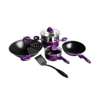 Panci Supra 9 pcs Rosemary Supra Original Premium Cookware Set