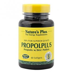 Natures Plus Propolplus Softgels