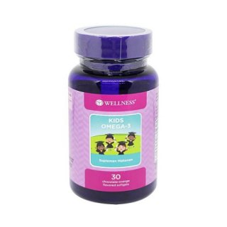 Wellness Kids Omega 3 (30 softgel)