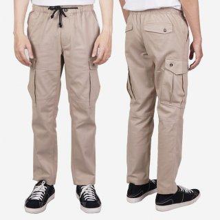 GutenInc - Leone Cargo Pants Khaki