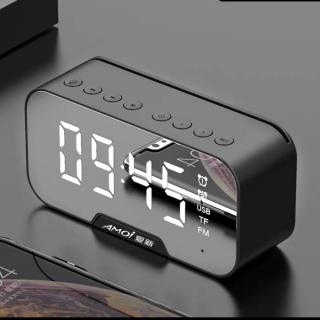 Speaker Bluetooth Mini Alarm Clock