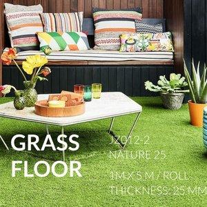 Rumput Sintetis Grass Floor Nature 2,5 cm JZ012-2