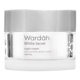 White Secret Night Cream