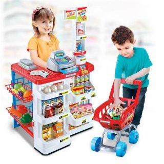Troli Belanja Mainan