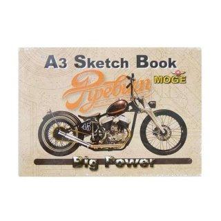 Kiky Sketch Book Buku Gambar [A3/ 50 Lembar]
