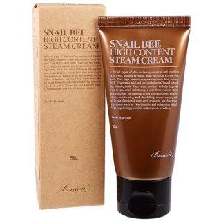 Benton Snail Bee High Content Steam Cream