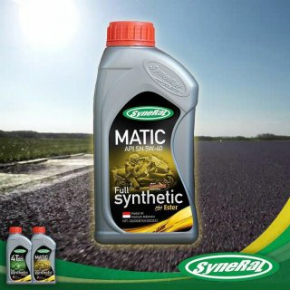 SyneRal Synthetic MATIC