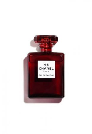Chanel No. 5 Woman (Red Edition)