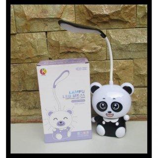 Lampu Belajar Karakter Panda