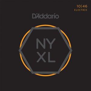 D'addario NYXL 010 - 046 (Senar Gitar Elektrik)