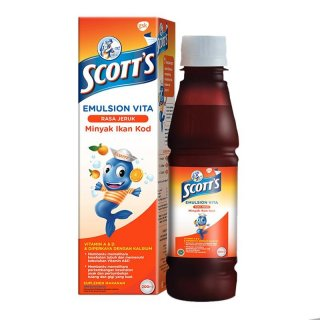 Scott's Emulsion Vita