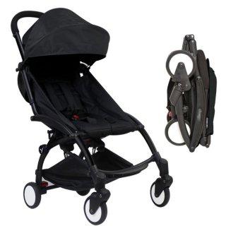 Kiddopotamus Travel Stroller