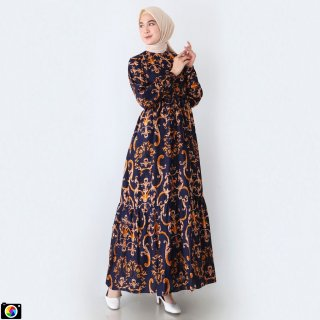 Eve Gamis Rayon Premium Motif Batik