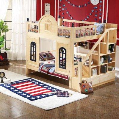 Lebih Hemat Ruang Dengan 10 Rekomendasi Tempat Tidur Tingkat Untuk Anak