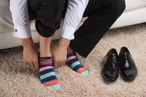 男子高校生に人気のオシャレな靴下のブランドは?