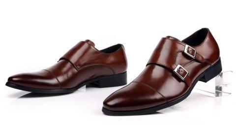 Macam-macam Sepatu Pantofel Model Tend Masa Kini Terbaru