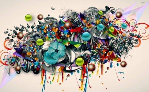 10 Inspirasi Hiasan Grafiti Yang Bisa Kamu Buat Sendiri