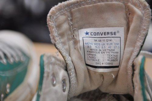 c821645e77d3 Cara Memilih Sepatu Converse All Star yang Asli dan 10 Pilihan Model ...