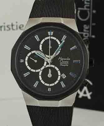 Sumber gambar www.tokopedia.com. Alexandre Christie 6331 adalah jam tangan  ... 1902c7f03f