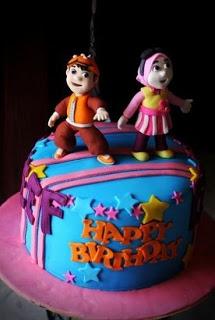 Ini Lho 7 Inspirasi Kue Ulang Tahun Karakter Saat Anak Berulang